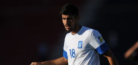 20130622 - Andreas Bouchalakis - Greece Under-20