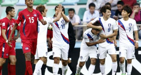 20130622 - Korea Republic Under-20