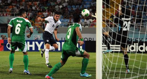 20130623 - Conor Coady England Under-20