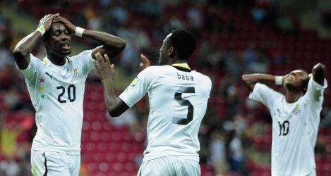 20130624 - Ghana Under-20s