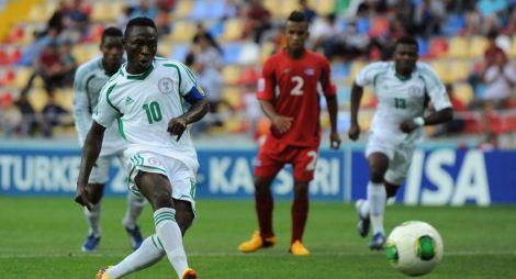 20130624 - Nigeria Under-20s