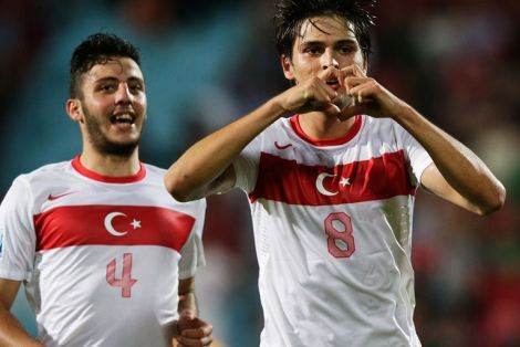 20130627 - Turkey Under20s