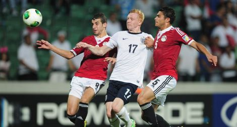 20130630 - England Under20s Luke Williams