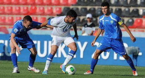 20130702 - Greece 1-3 Uzbekistan