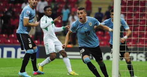 20130702 - Uruguay Under20s