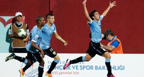 20130710 - Gonzalo Bueno Uruguay Under20s
