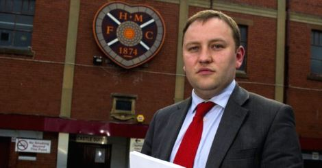 20130711 - Ian Murray MP Hearts