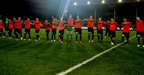 20130725 - FC Shakhter Karagandy
