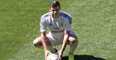 20130902 - Gareth Bale Real Madrid