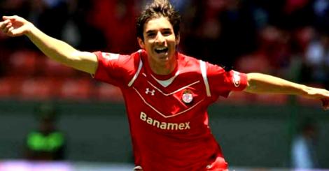 20130929 - Liga MX - Isaac Brizuela