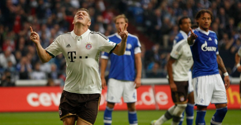 20130929 - Schalke 0-4 Bayern Munich