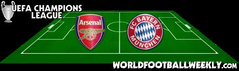 UCL-ArsenalBayern