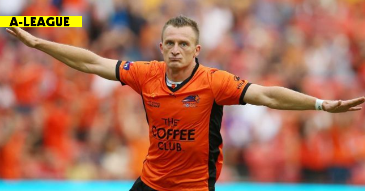 140309 - A-League - Brisbane Roar