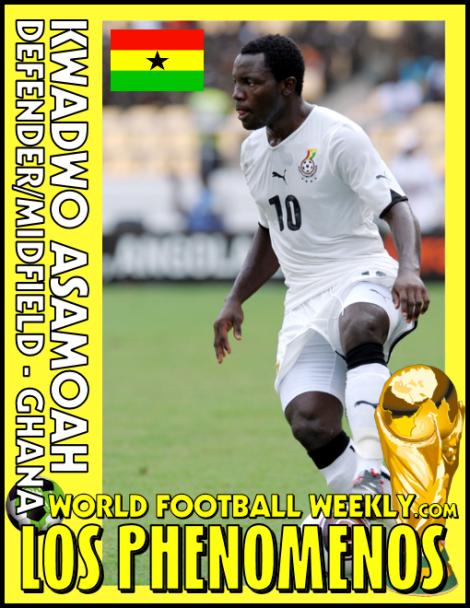 Asamoah-Ghana