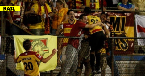 140415 - Fort Lauderdale Strikers