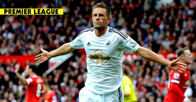 140820 - Man Utd 1-2 Swansea City